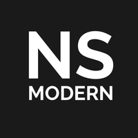 NS Modern Website Design