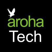 Arohatech's logo
